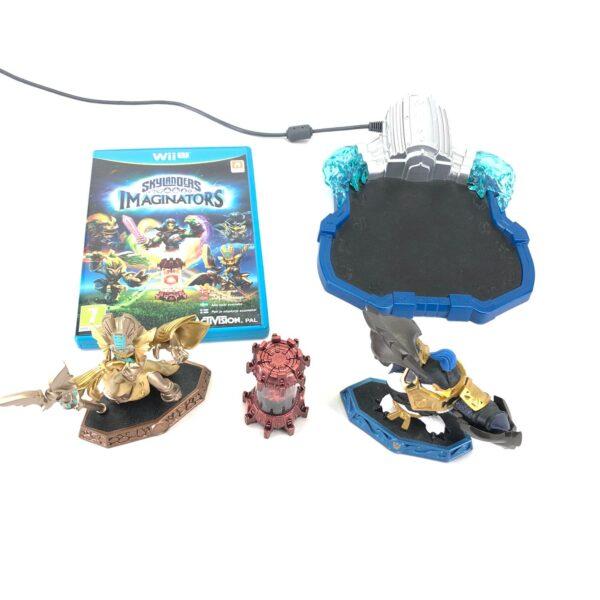 Wii U Skylanders Imaginators Starter Pack, Start paket Skylander