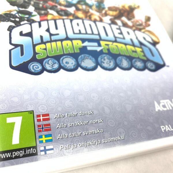 Wii Skylanders Swap Force Starter Pack Start Paket Skylander