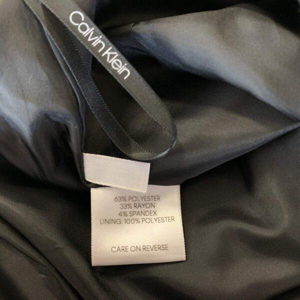 Calvin Klein, Kjol, stl 6 (S), Svart