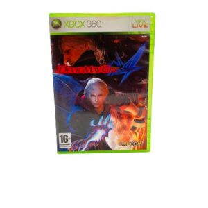 XBOX 360 Devil May Cry, Tvspel, Live, Capcom