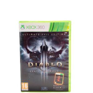 XBOX 360 Diablo Reaper of souls, Tvspel