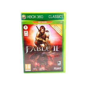 XBOX 360 Fable 2, Tvspel