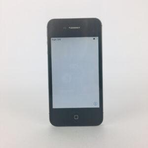 Apple iPhone 4S, A1387, svart Defekt
