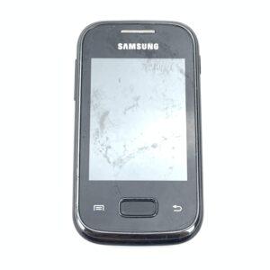 Samsung Galaxy Pocket plus, GT-S5301, Svart, 4GB Defekt