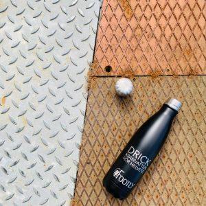 Vattenflaska Drick Kranvatten för Helvete, Rostfritt stål