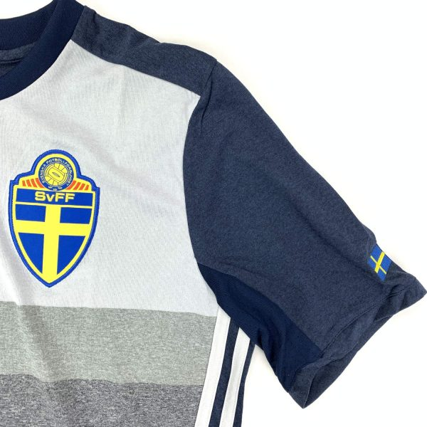 Adidas Sverige Tröja stl XL Officiell