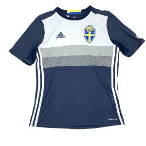 Adidas Sverige Tröja stl S Officiell
