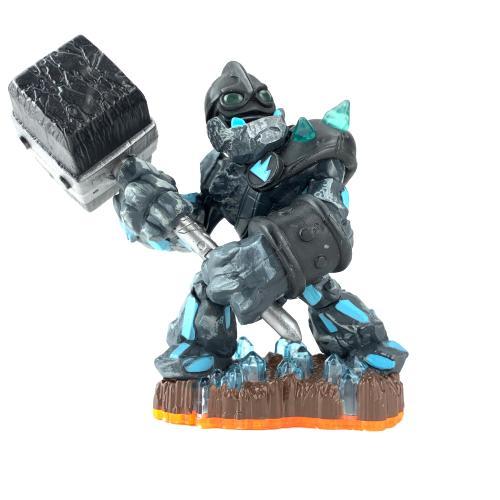 Skylanders Rare Granite Crusher (Skylander Giants)
