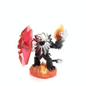 Skylanders Rare Dark Trapmaster Wildfire (Skylander Trap Team)
