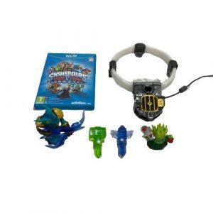 Wii U Skylanders Trap Team Starter Pack Start paket Skylander