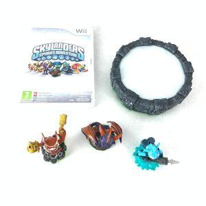 Wii Skylanders Spyros Adventure Starter Pack Start Paket Skylander Nintendo