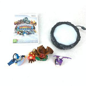Wii Skylanders Giants Starter Pack Start Paket Skylander Nintendo