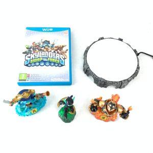 Wii U Skylanders SWAP Force Starter Pack Start Paket Skylander Nintendo