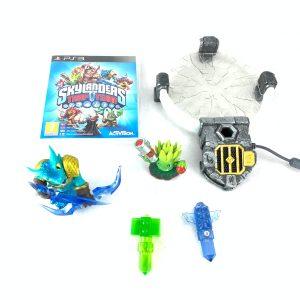 PS3 Skylanders Trap Team Starter Pack Start Paket Skylander Playstation 3