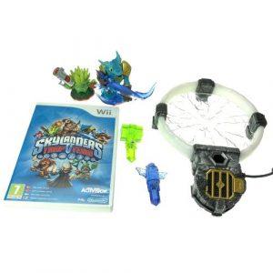Wii Skylanders Trap Team Starter Pack Start Paket Skylander Nintendo