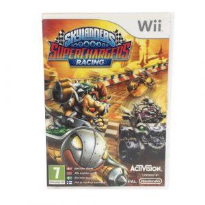 Wii Skylanders Superchargers Racing