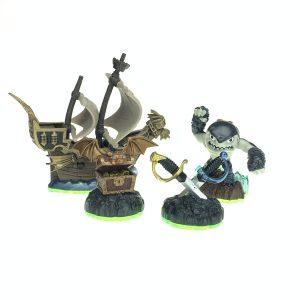 Skylanders Extra Bana Pirate Seas Adventure Pack (Skylander Spyros Adventure)